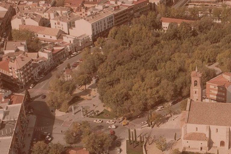 Vivir en Pinto:  El Parque Egido de la Fuente